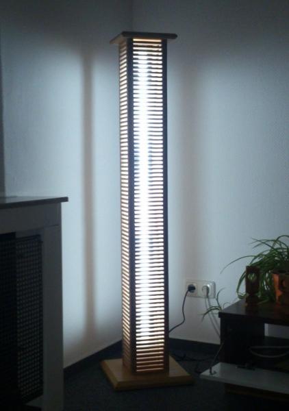 Emejing Lichtsäulen Für Wohnzimmer Pictures - Erstaunliche Ideen ...